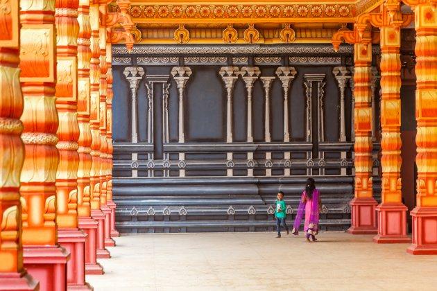De Vallipuram-tempel in Point Pedro