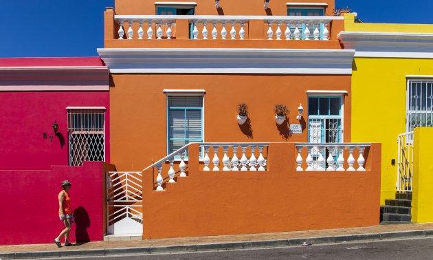 Bezoek de kleurrijke Bo Kaap