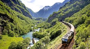 5x indrukwekkende treinreizen door Europa