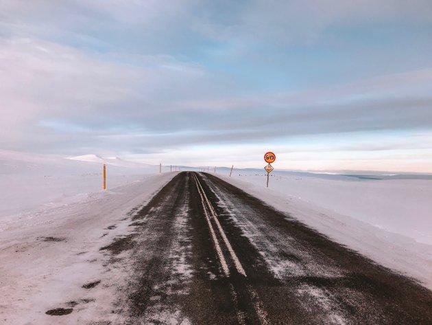 De Ijslandse Ring Road.