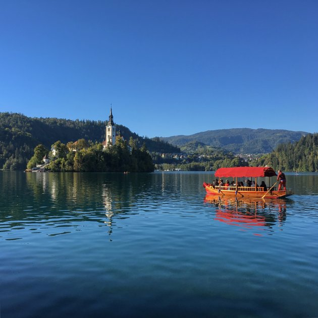 The fairytale of Lake Bled