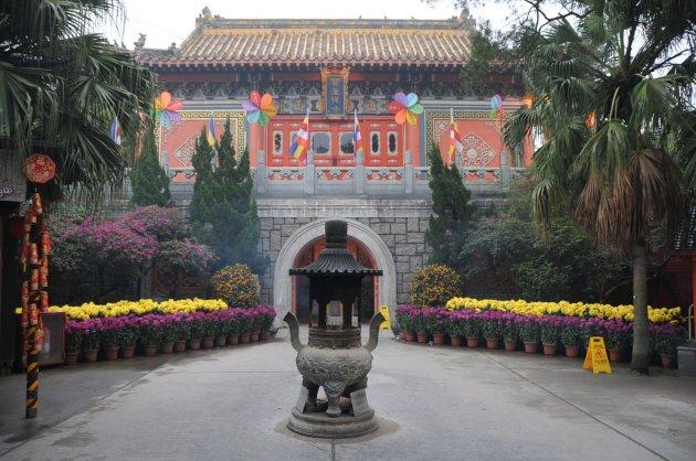 Het Po Lin klooster