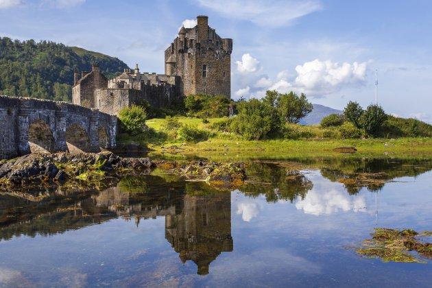 Eilean Donan kasteel