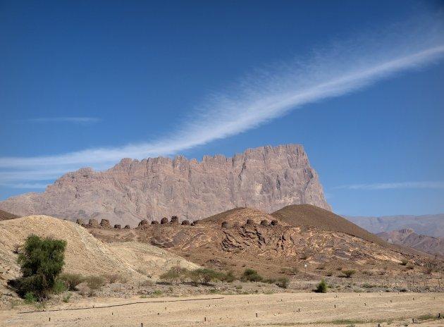 Al Ayn's Beehives Tombs