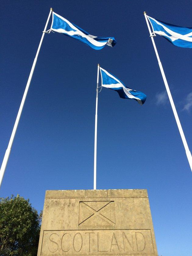 Welkom in Schotland