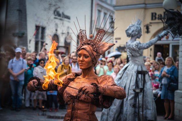 Feest in Tallinn