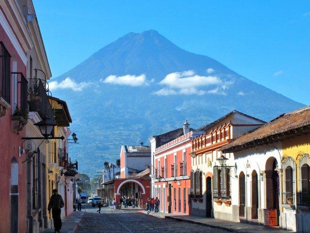 Volcán de Agua,
