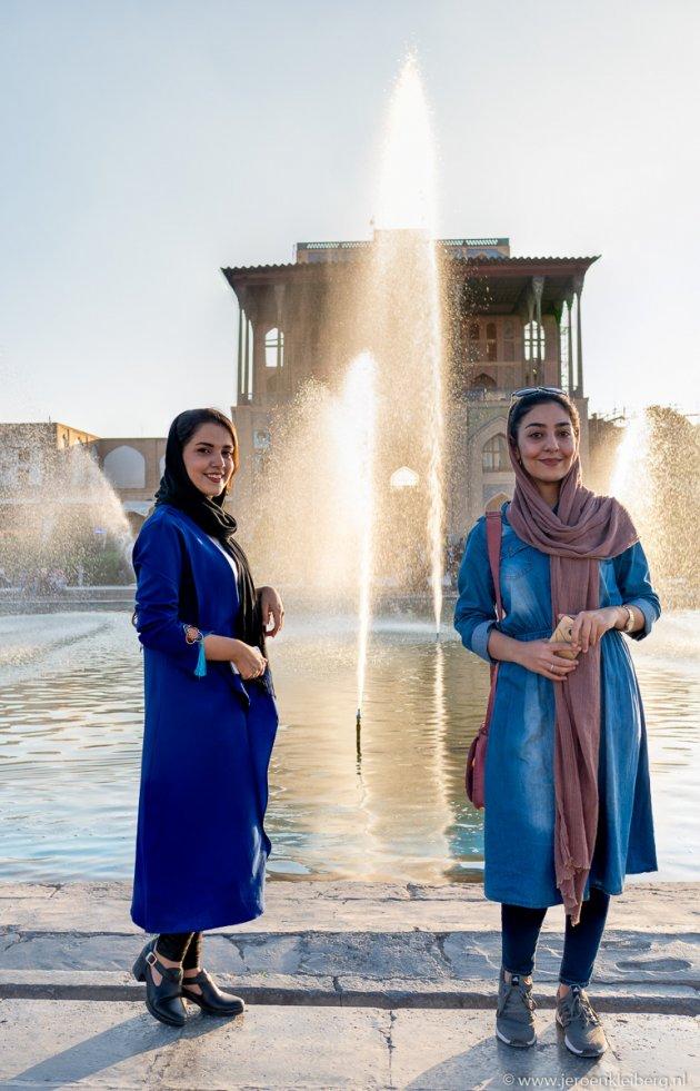 De mooie meisjes van Isfahan