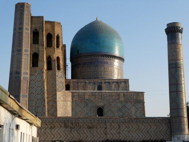 Bibi Khanum moskee