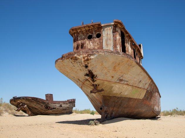 Aral meer bezoeken