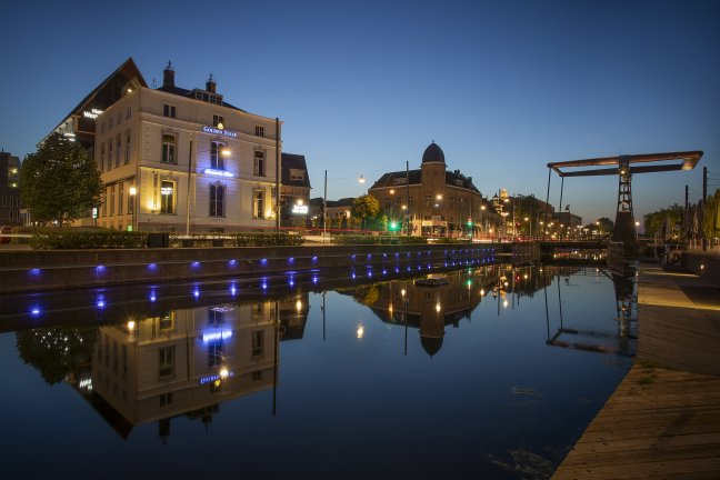 Helmond Centrum Blauwe Uurtje