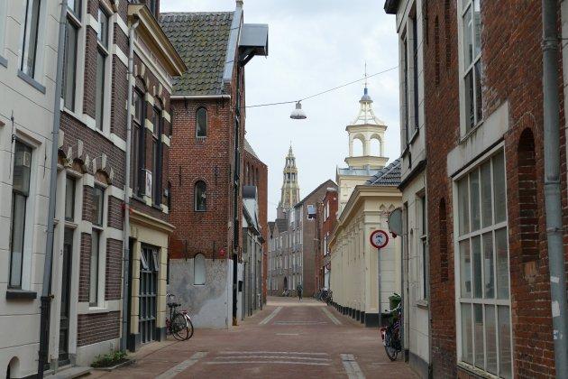 De schoonheid van de lege stad: Groningen