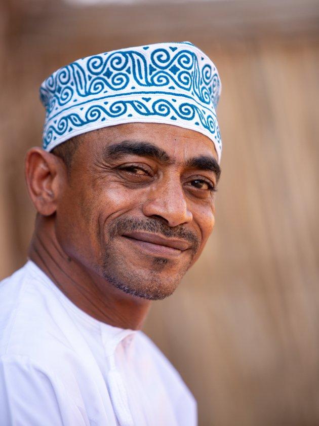 Portret Oman