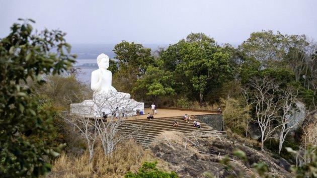 Boeddha Mihintale