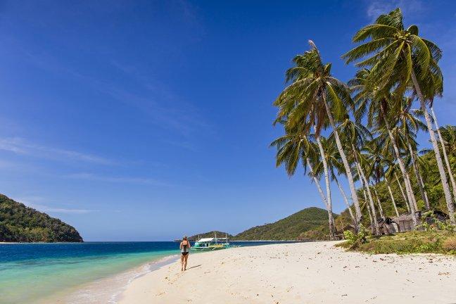 Filipijnse strandjes weg van de massa