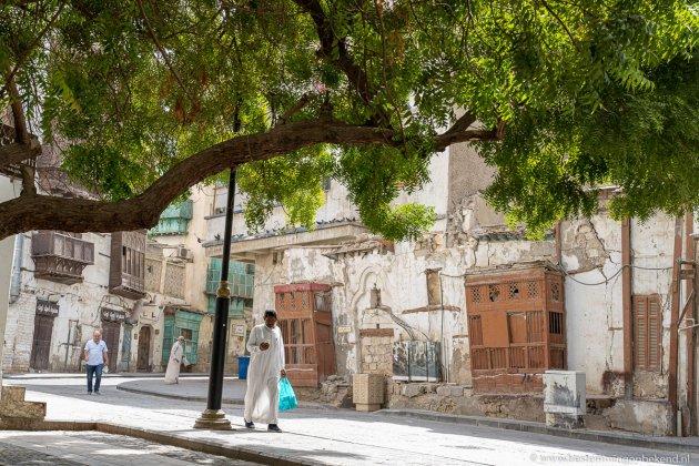 De oude stad van Jeddah
