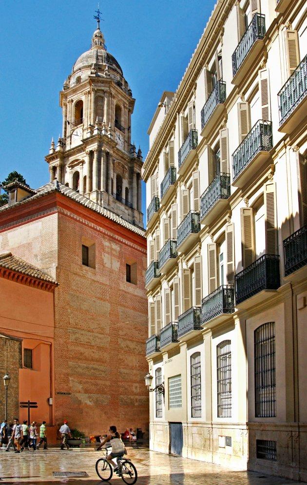 Zondagochtend in Malaga