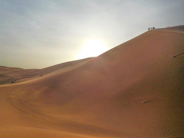 Sahara sundowner