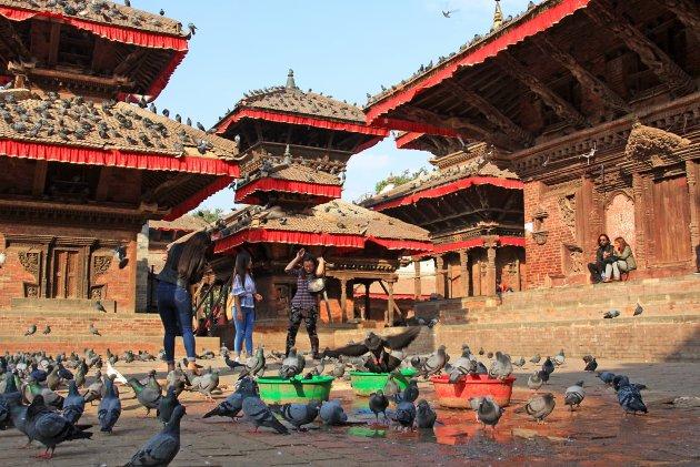 Nepal heeft het onnoemelijk zwaar