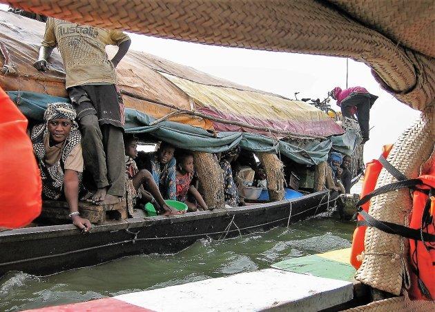 Handel op de Niger