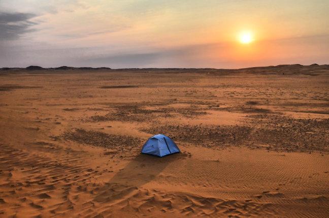 Camping Soedan