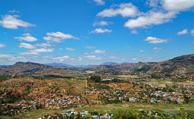 Moederdag in Fianarantsoa