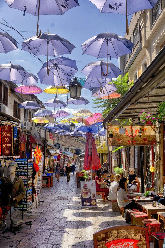 Oude Bazaar Skopje