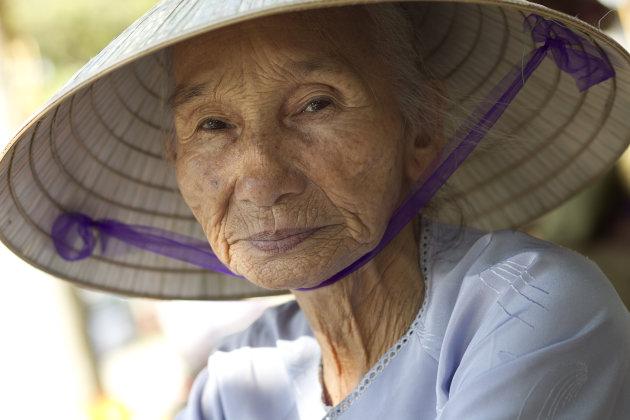 Vietnam Portret