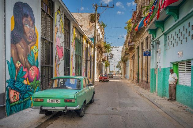 Kleurrijk Havana