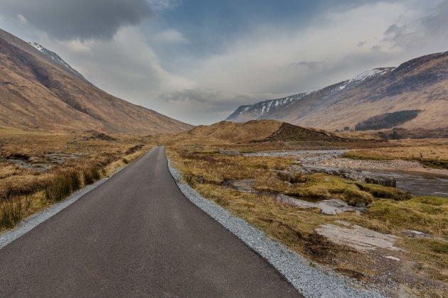 Roadtrip Schotland
