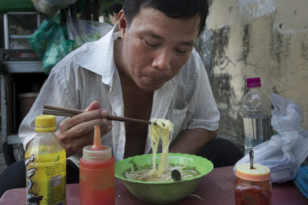 Vietnam Straatfotografie