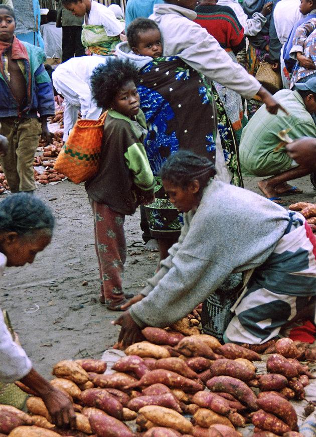 Lekker eten op Madagaskar?