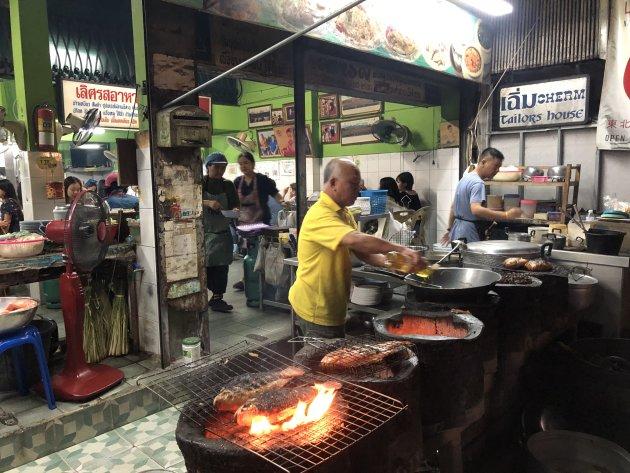 De beste tilapia van Chiang Mai