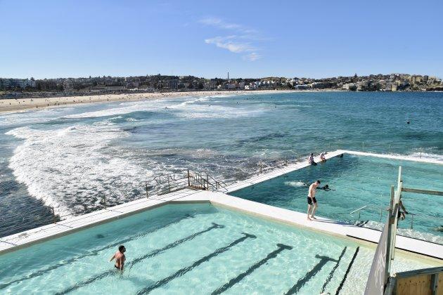 Bondi Beach: The Icebergs Swimming Club