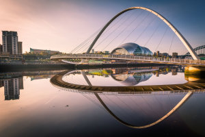 Gateshead Millenium Bridge