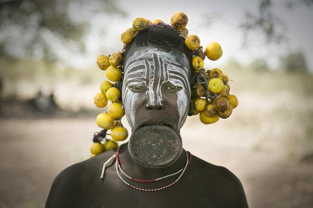 Ethiopië Mursi