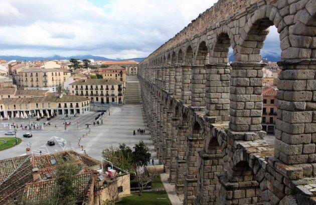 Werelderfgoed in Segovia