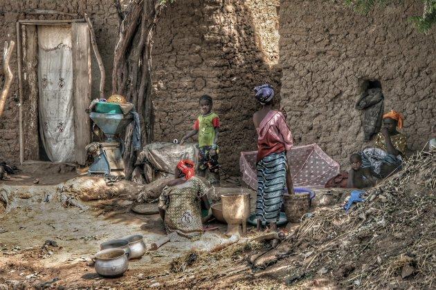 langs de Niger