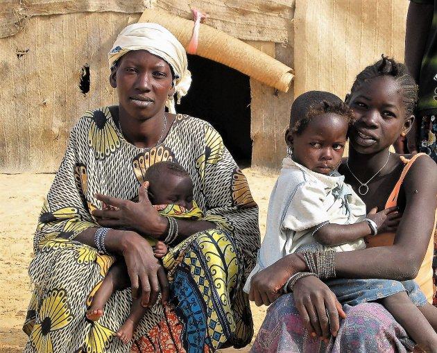 Nomaden langs de Niger