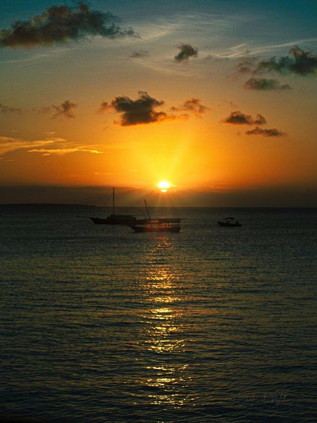 Island in the sun.....
