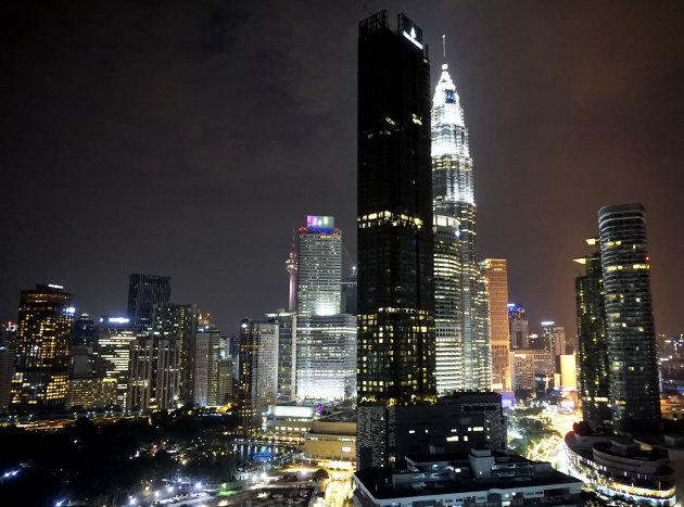 View at Kuala Lumpur city
