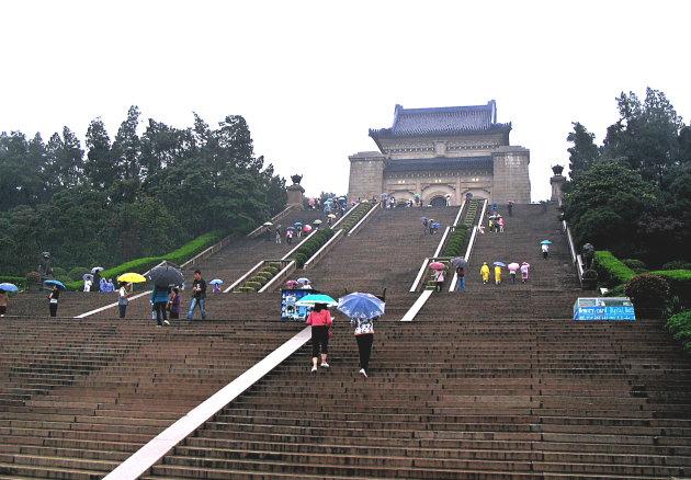 Sun Yat-sen mausoleum