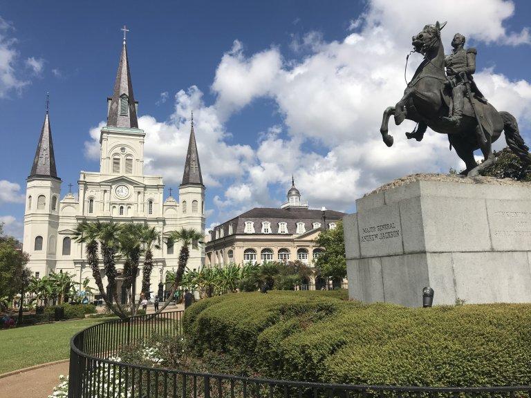 Hoofdfoto bij reisverhaal 'Verborgen geheimen van New Orleans'