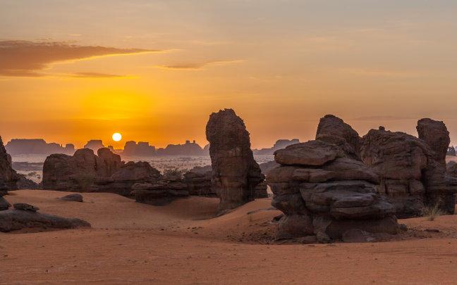 Woestijnexpeditie door Tsjaad