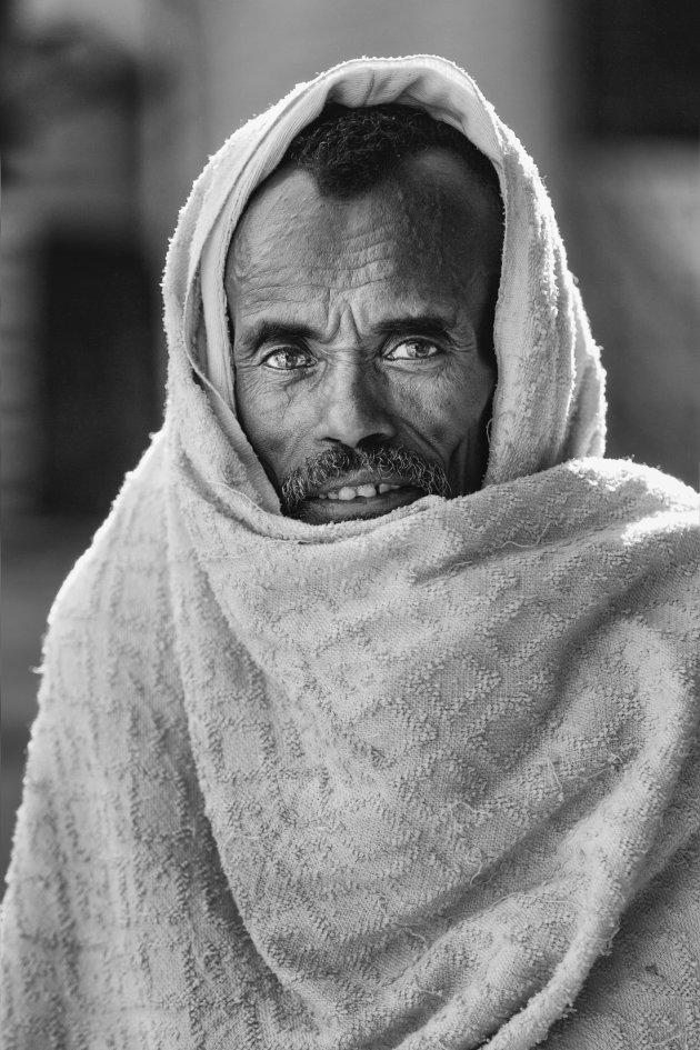 Ethiopië Portret