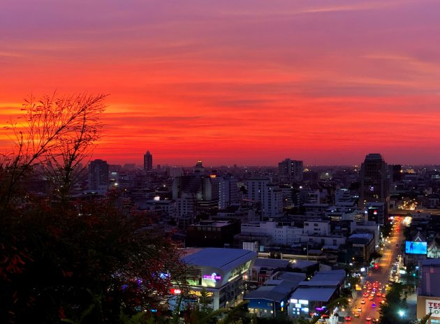Bangkok sundowner