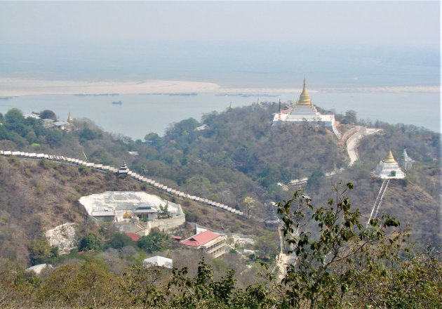 Mandalay Hill.