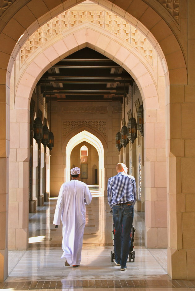 De Sultan Qaboes-moskee