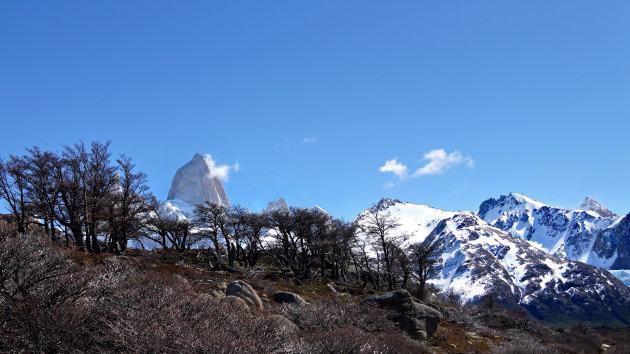 Eindelijk lente bij de rokende berg