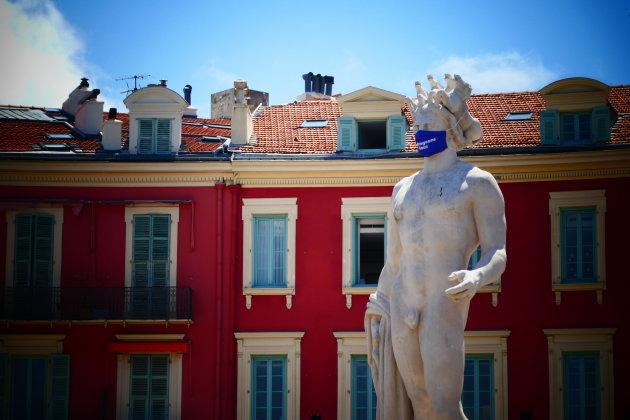 Het bewogen verhaal van de Fontaine du Soleil
